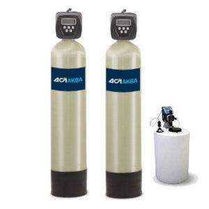 Система для удаления железа и сероводорода ДСЛпроф DH + EFS + ACS