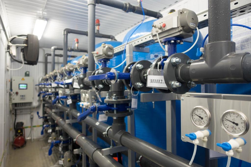 Аудит системы водоснабжения