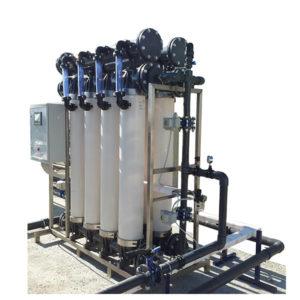Установки ультрафильтрации воды